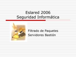 WALC 2004 Track 6. Seguridad Informática