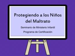 Protegiendo a los Niños del Abuso Infantil