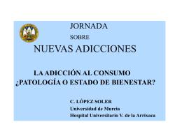 ESTUDIO EUROPEO DE ADICCIÓN AL CONSUMO Y EL
