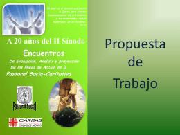 Diapositiva 1 - Bienvenido a Cáritas México