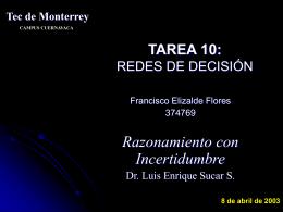 Tarea10 - Redes de decisión