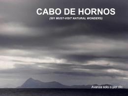 CABO DE HORNOS - vitanoble | Otro sitio más de
