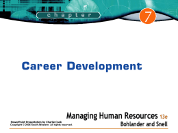 Managing Human Resources 13e