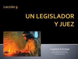 La Epístola de Santiago