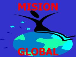 Misión Global - Ministerio Crecer