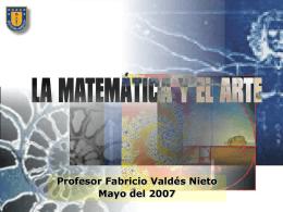 La Matemática y el Arte