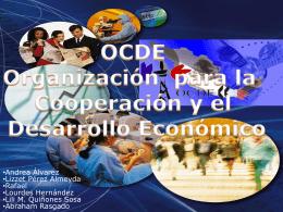QUE ES LA OCDE?