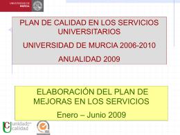 Diapositiva 1 - Vicerrectorado para la Garantía de