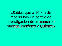 ¿ Sabías que a 10 km de Madrid hay un centro de