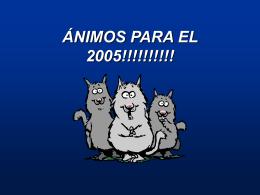 ÁNIMOS PARA EL 2004!!!!!!!!!!