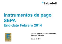 Sin título de diapositiva - Excmo. Colegio Oficial