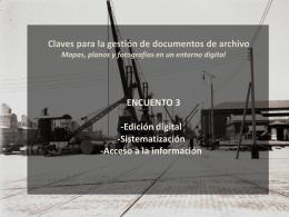 Diapositiva 1 - CDI – Centro de Documentación e