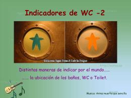 AG2- Indicadores de WC -2