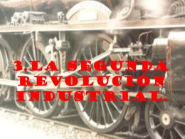 3,La segunda revolución industrial.