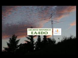 Isidoro Ruiz Novillo, EA4DO. La reelección en el