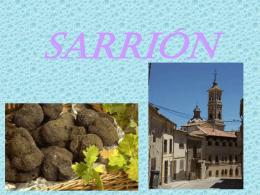 SARRIÓN