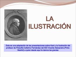 Kant y la Ilustración - INTEF