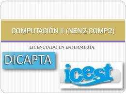 Computación II (NEN2