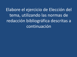 Libros y folletos - Tesis ECC 2015 | M.A.