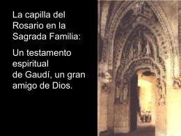 Visita catequètica del Temple de la Sagrada