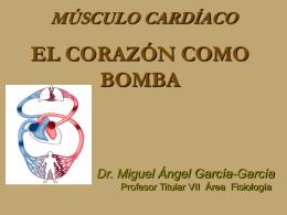 EL CORAZON COMO BOMBA - Juventud Médica