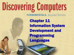 Discovering Computers Fundamentals 2nd Edition