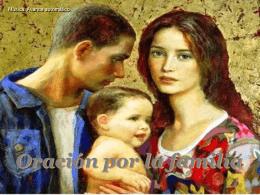 oración por la familia