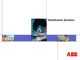 Distribution Solution
