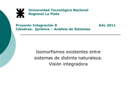 Proyecto Integración Química – Análisis de