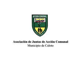 Asociación de Juntas de Acción Comunal Municipio