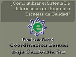 Diapositiva 1 - Secretaría de Educación Pública