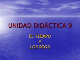 UNIDAD DIDÁCTICA 9