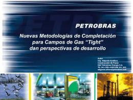 Nuevas Metodologías de Completación para Campos de