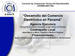 """Proyecto de """"Desarrollo del Comercio Electrónico"""
