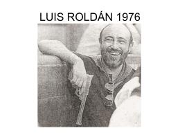 LUIS ROLDÁN 1976