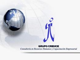 GRUPO CREHCE Consultoría en Recursos Humanos y