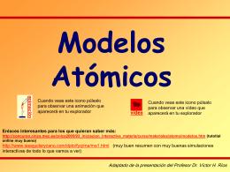 Modelos Atómicos - Gybujando la Fisica