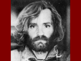 Charles Manson (And The Family)