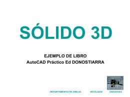 SÓLIDO 3D
