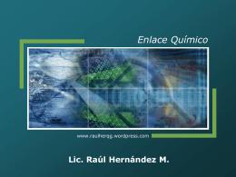 PowerPoint Template - Presentaciones de Química