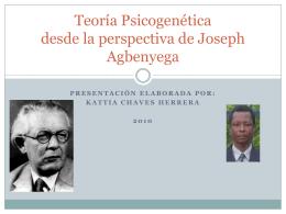 Teoría Psicogenética desde la perspectiva