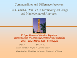 スライド 1 - 東京国際大学