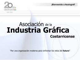 Asociación de la Industria Gráfica Costarricense
