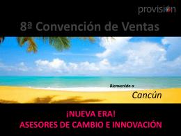 8ª Convención de Ventas