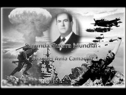 Manuel Ávila Camacho
