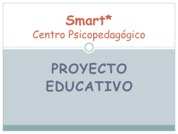 Smart* Centro Psicopedagógico