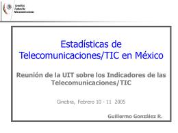 Telecomunicaciones en México: Retos y