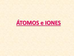 BALANCE DE CARGA EN ÁTOMOS E IONES
