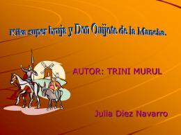 Diapositiva 1 - CEIP Nuestra señora del Duero