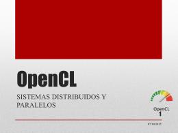 OpenCL - UNISTMO